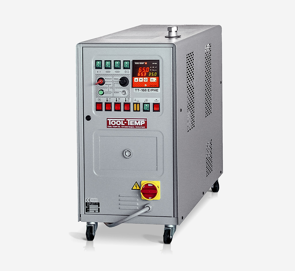 Tool Temp: Water Temperature Control Units