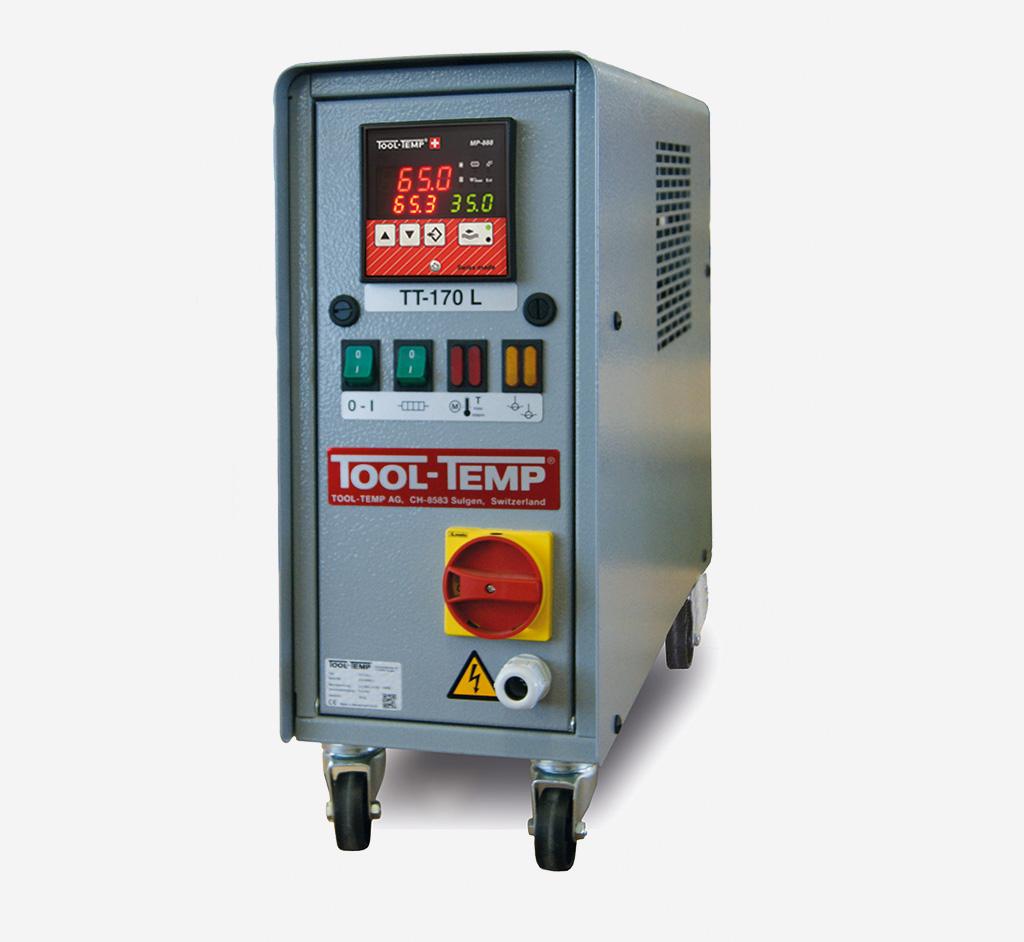 Water Temperature Control Units | Tool-Temp